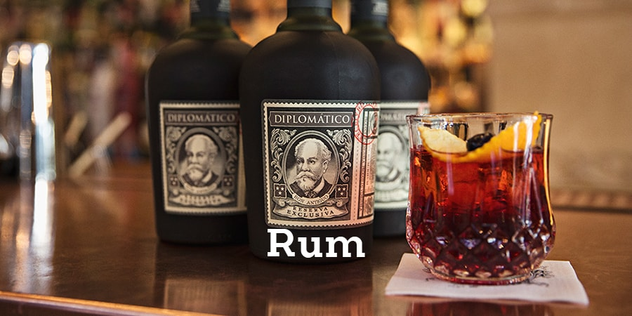 Buy Exclusive Rum Brands at Wholly Spirits Quality Liquor Retail and Online Store Malaysia