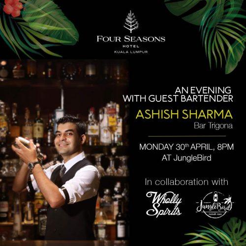 Ashish Sharma @ JungleBird