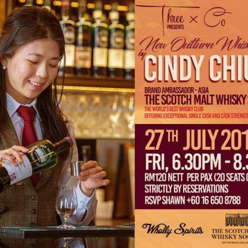 Cindy Chiu/SMWS @ Three X Co