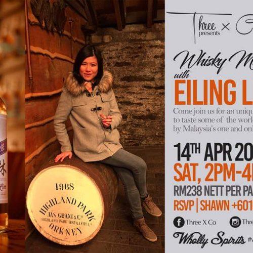 Eiling Lim @ Three X Co